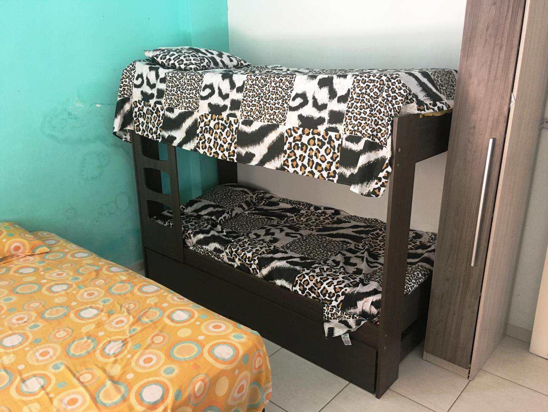 Apartamento com 1 dorm, Itararé, São Vicente, Cod: 3339