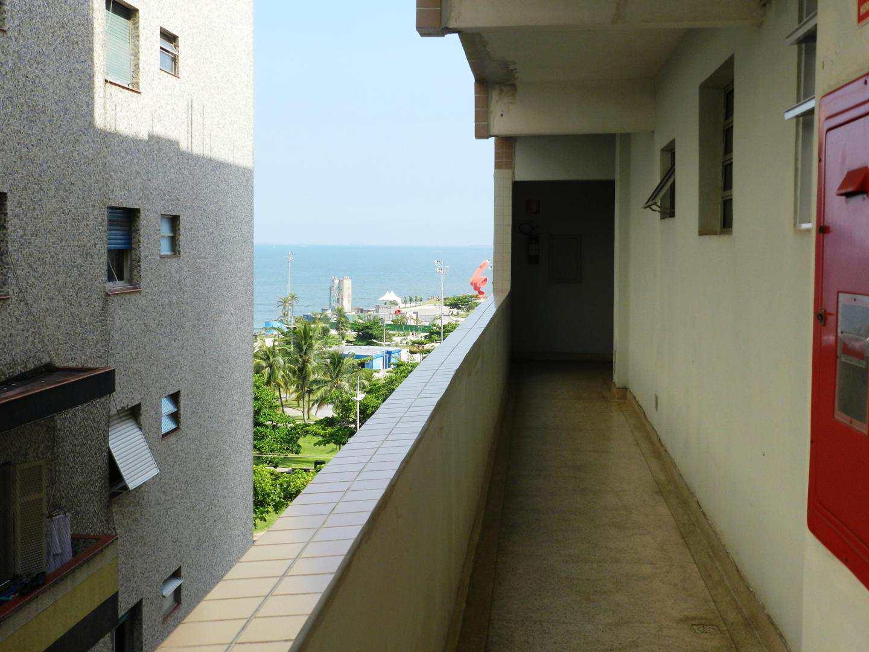 Apartamento com 1 dorm, José Menino, Santos, Cod: 3342