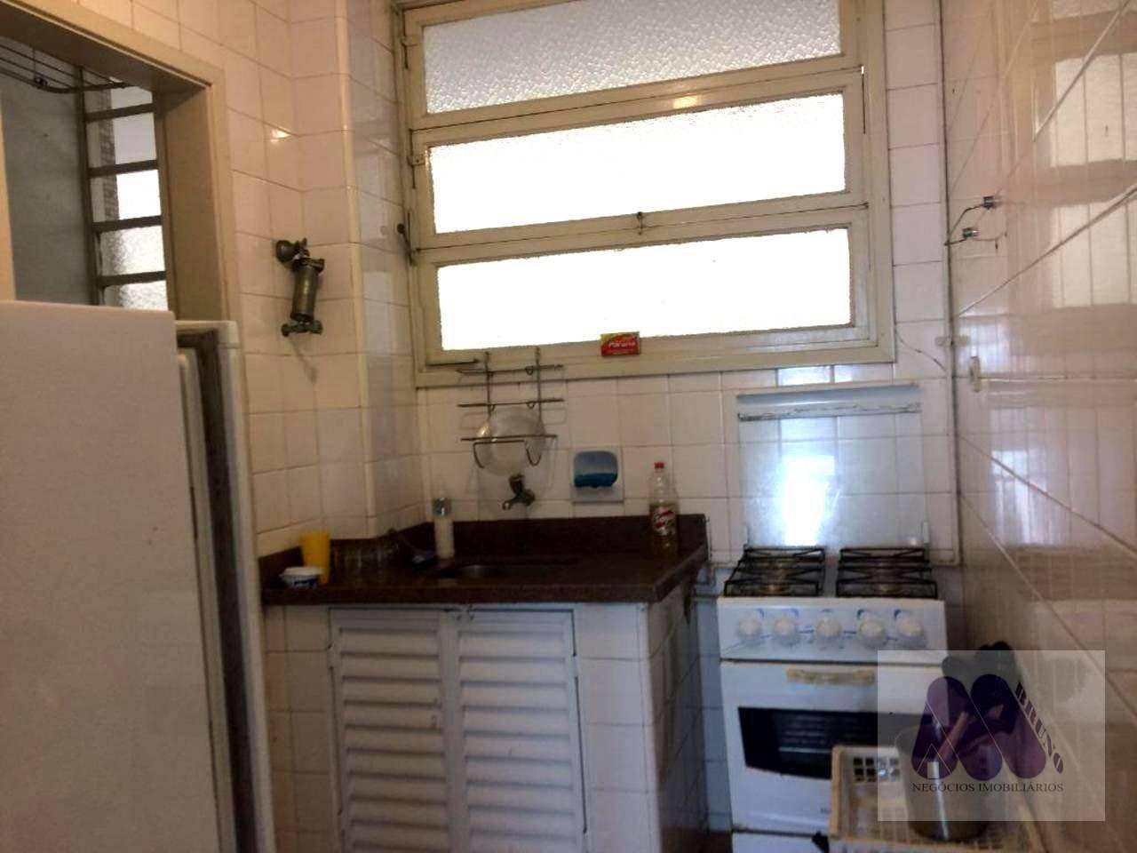 Apartamento com 2 dorms, Aparecida, Santos - R$ 320 mil, Cod: 3346