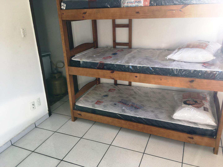 Apartamento com 1 dorm, Itararé, São Vicente, Cod: 3348