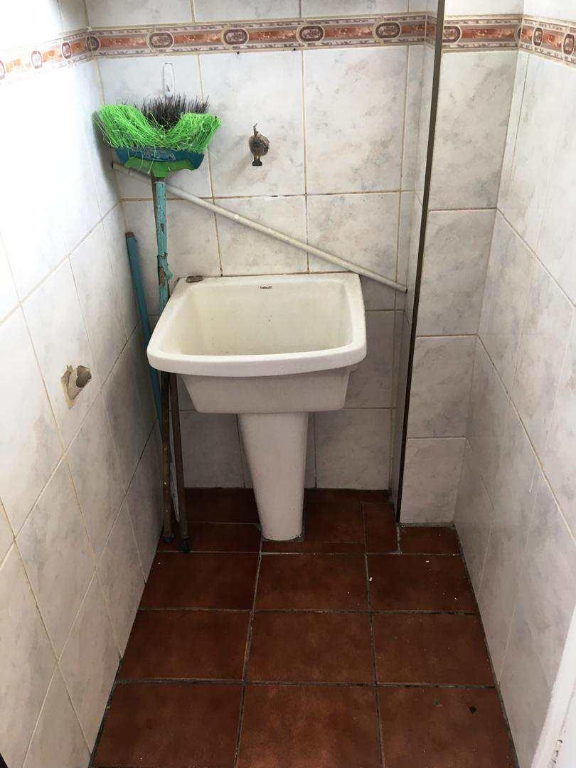 Apartamento com 1 dorm, Centro, São Vicente, Cod: 3359