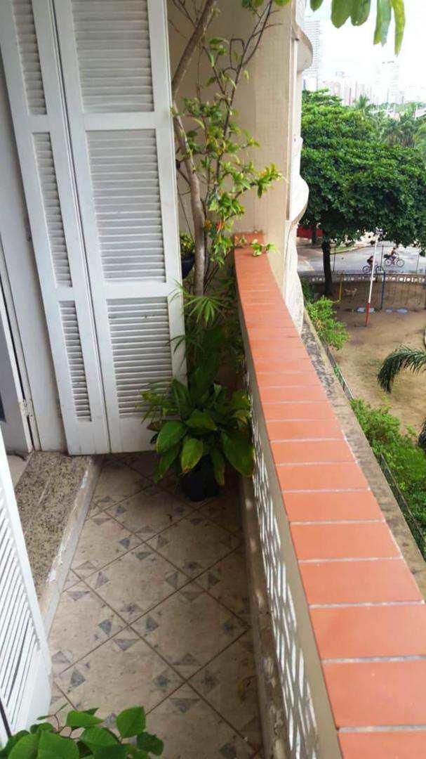 Apartamento com 2 dorms, José Menino, Santos - R$ 500 mil, Cod: 3361
