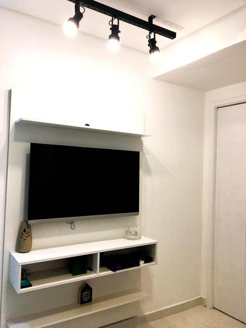 Apartamento com 1 dorm, Gonzaga, Santos - R$ 245 mil, Cod: 3370