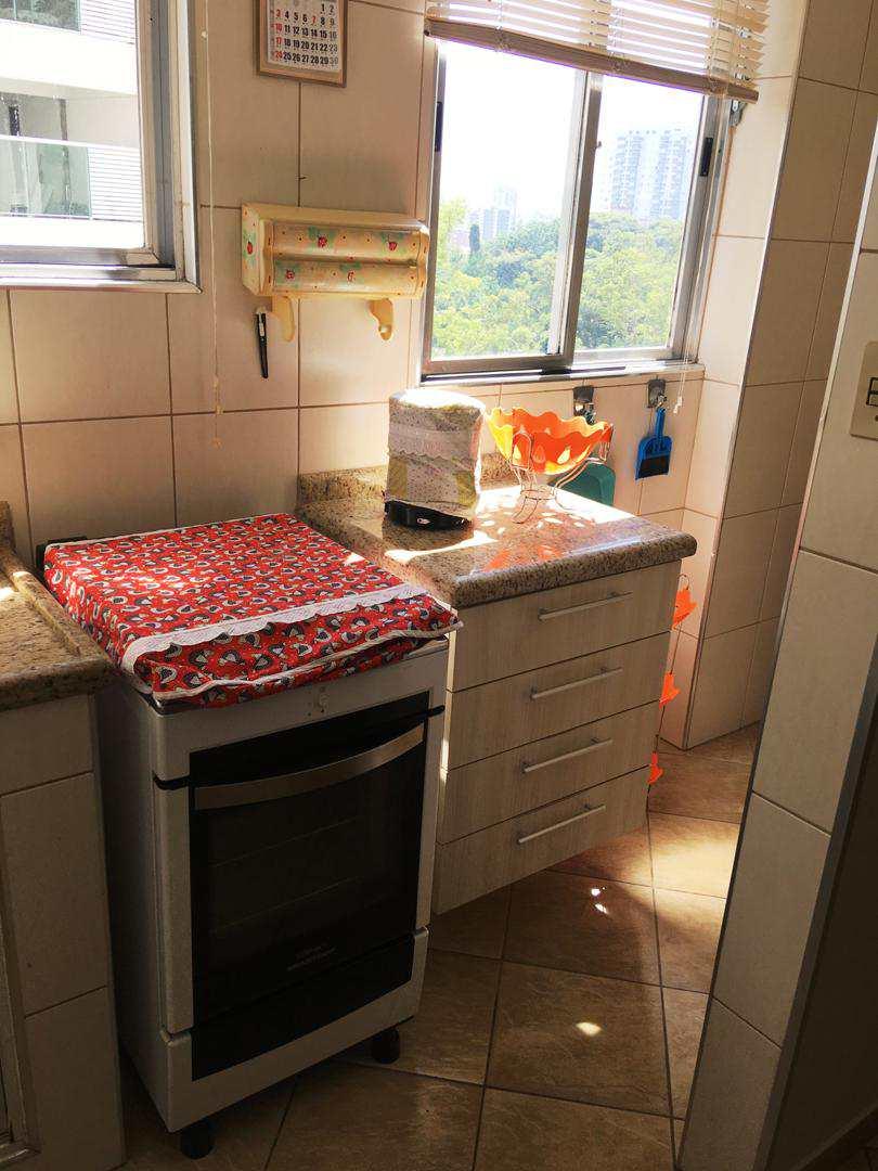 Apartamento com 1 dorm, José Menino, Santos - R$ 260 mil, Cod: 3378