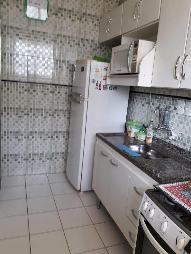 Apartamento com 1 dorm, José Menino, Santos, Cod: 3380