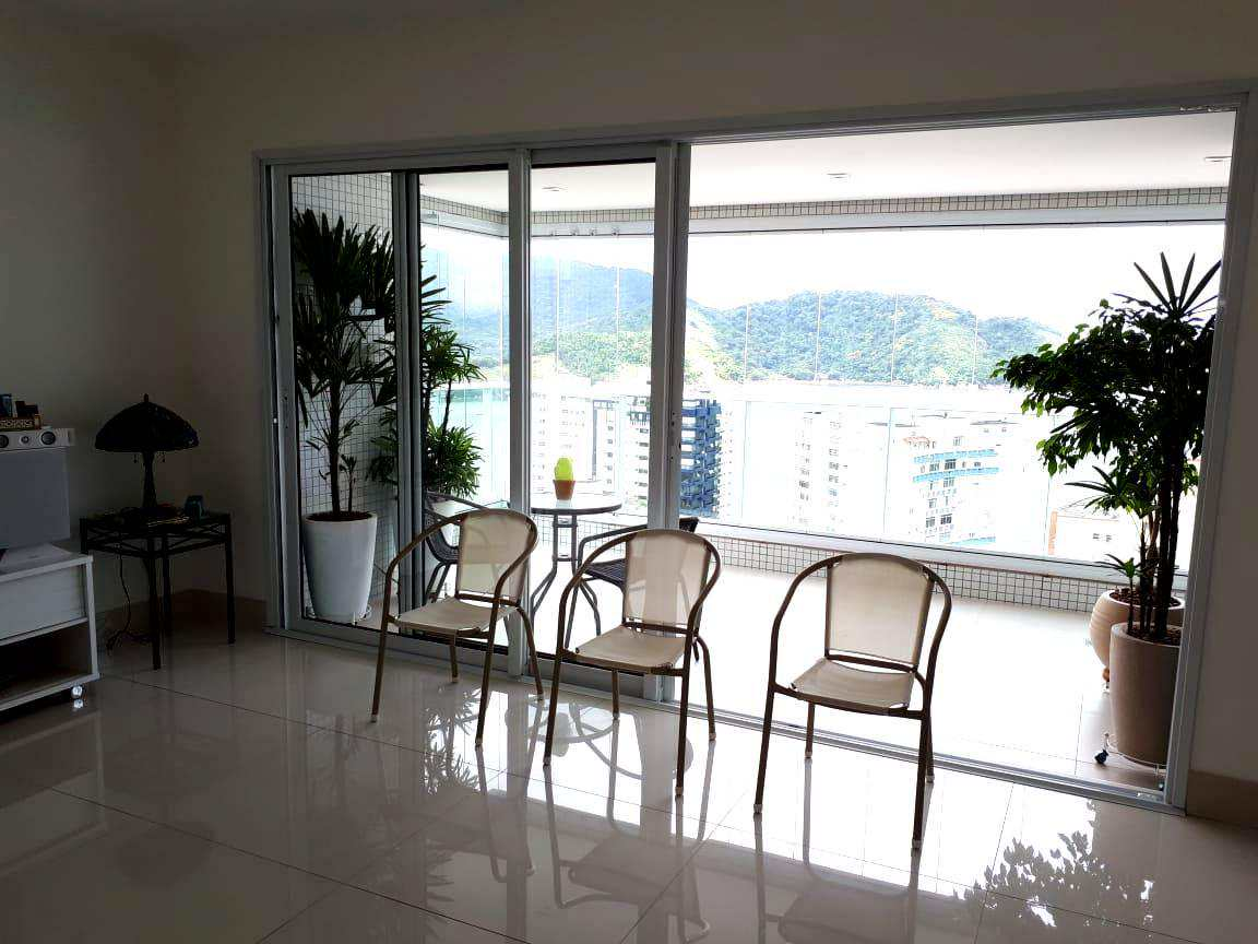 Apartamento com 3 dorms, Ponta da Praia, Santos - R$ 1.9 mi, Cod: 3382