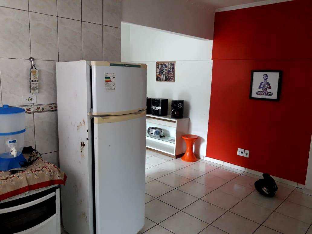 Apartamento com 1 dorm, Itararé, São Vicente - R$ 150 mil, Cod: 3384