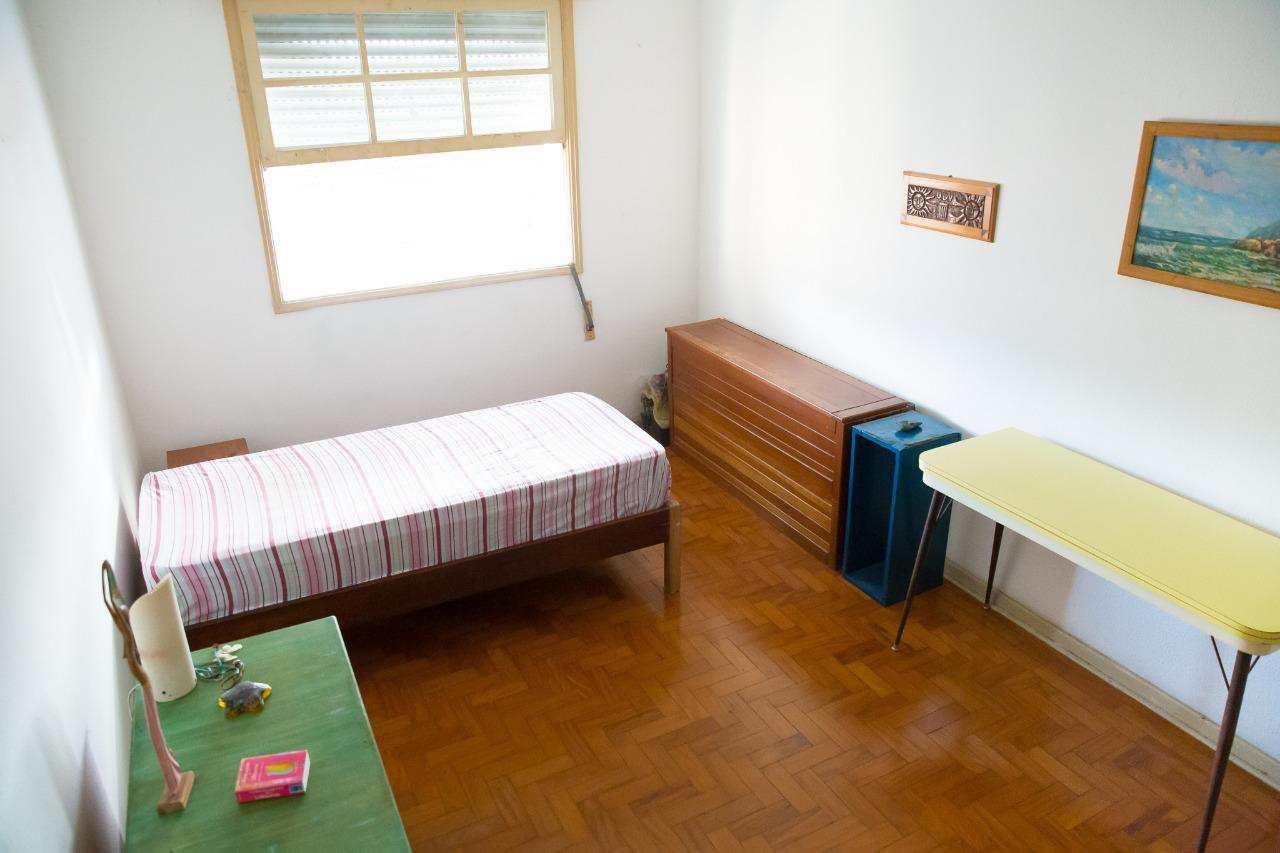 Apartamento com 1 dorm, José Menino, Santos - R$ 170 mil, Cod: 3390