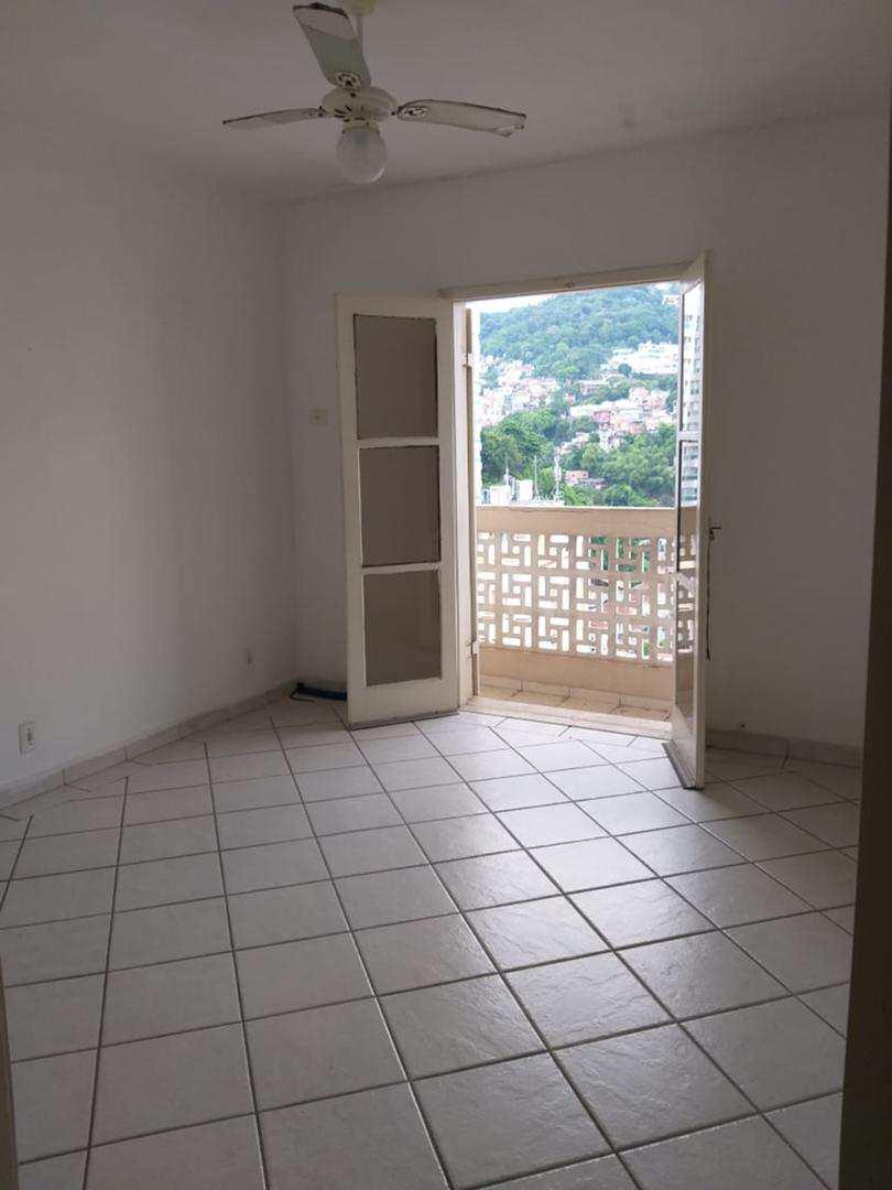 Apartamento com 1 dorm, José Menino, Santos - R$ 270 mil, Cod: 3391