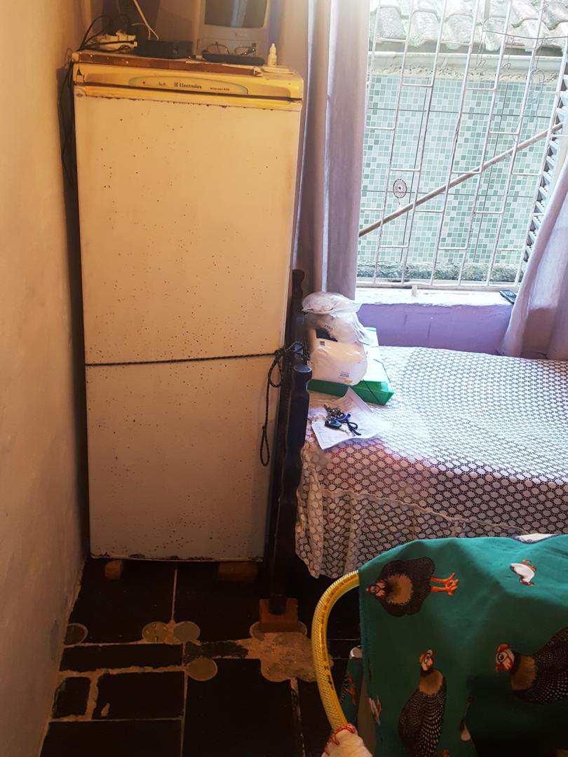 Kitnet com 1 dorm, Itararé, São Vicente - R$ 75 mil, Cod: 3398