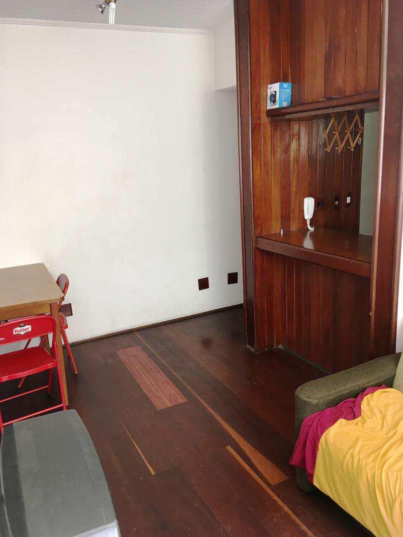 Apartamento com 1 dorm, José Menino, Santos, Cod: 3402