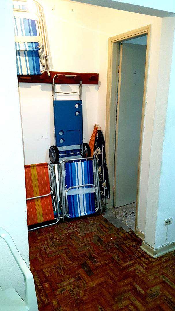 Kitnet com 1 dorm, José Menino, Santos - R$ 120 mil, Cod: 3406