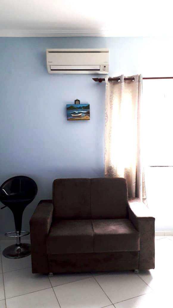 Sala Living com 1 dorm, Itararé, São Vicente - R$ 160 mil, Cod: 3408