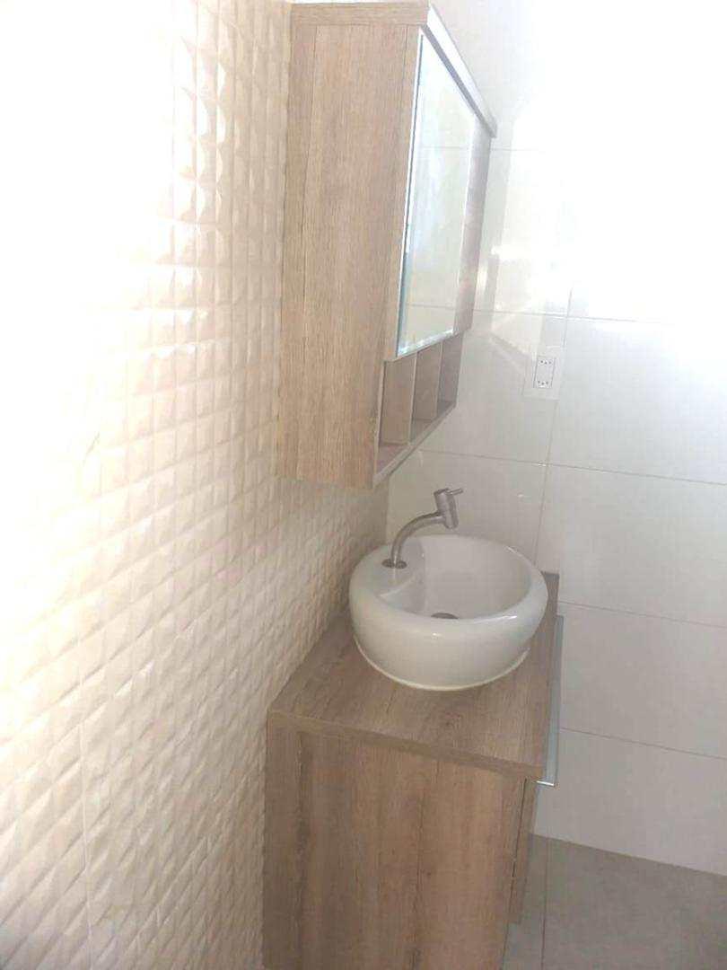 Apartamento com 1 dorm, José Menino, Santos - R$ 270 mil, Cod: 3410