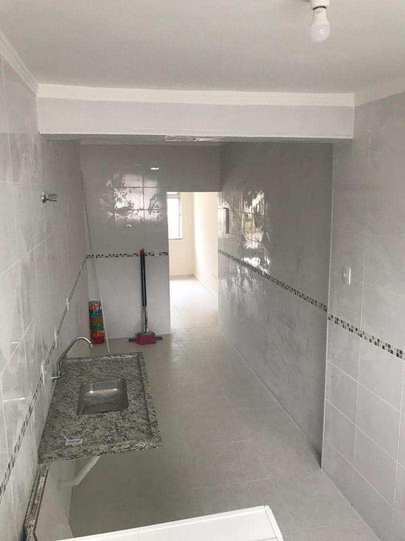 Apartamento com 3 dorms, Boqueirão, Santos - R$ 280 mil, Cod: 3417