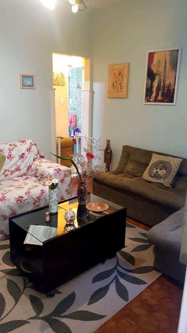 Apartamento com 2 dorms, Gonzaga, Santos - R$ 270 mil, Cod: 3424