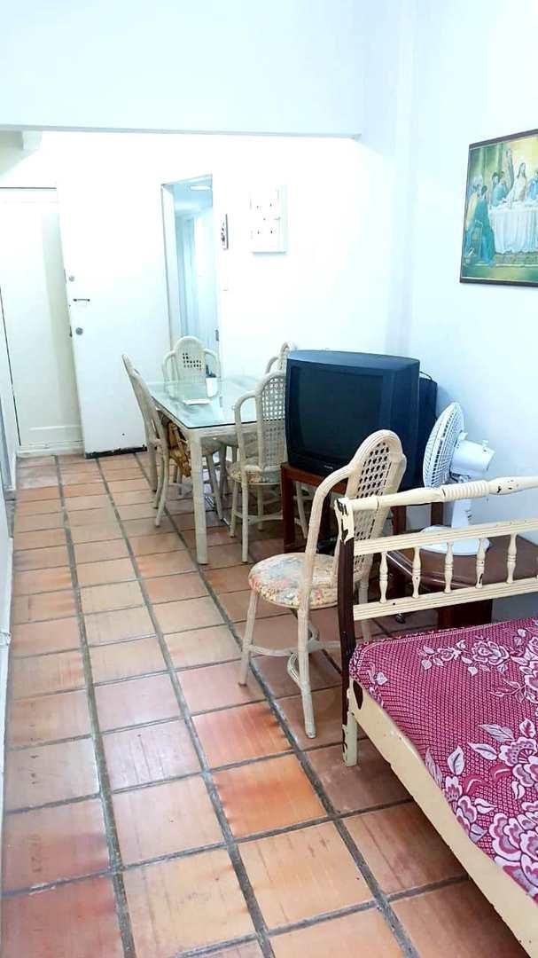 Apartamento com 1 dorm, Pompéia, Santos - R$ 180 mil, Cod: 3429