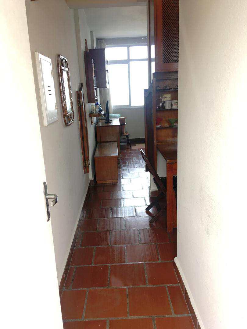 Sala Living, José Menino, Santos, Cod: 3437