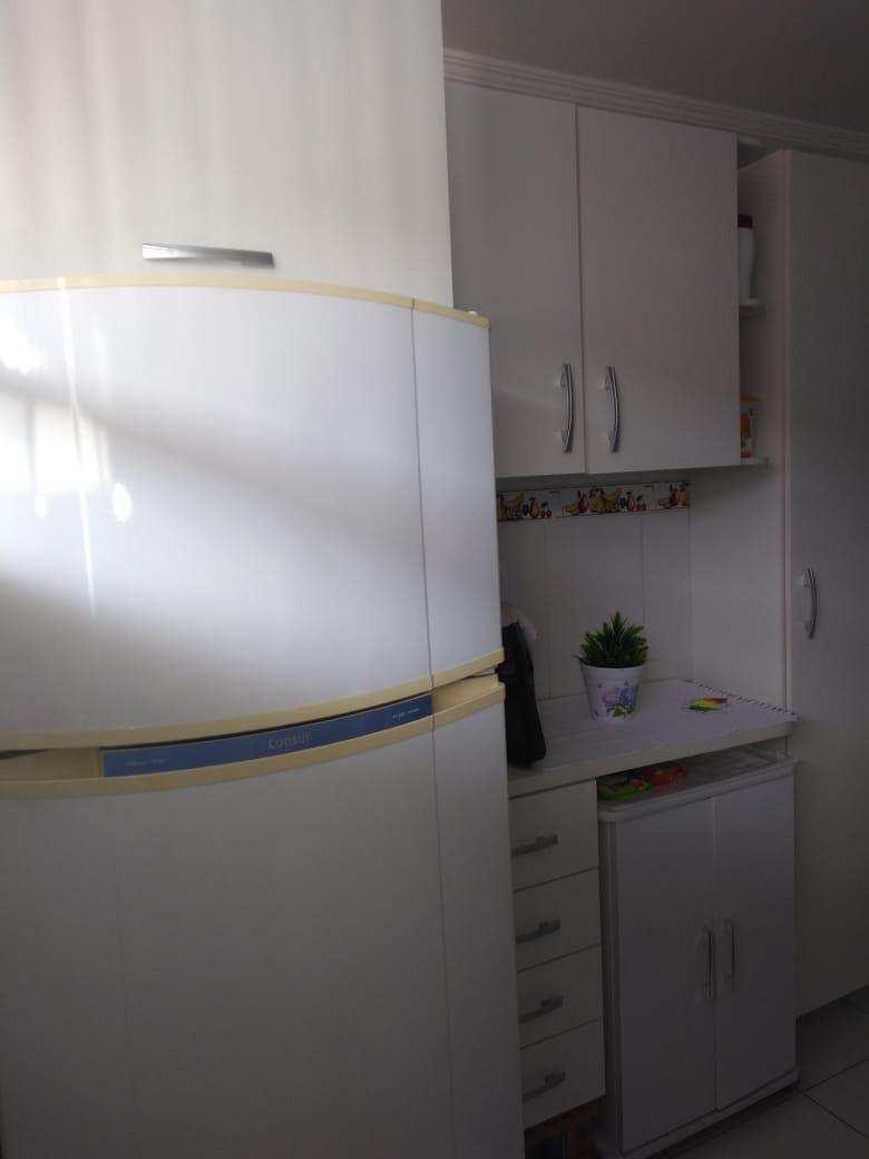 Apartamento com 1 dorm, José Menino, Santos - R$ 180 mil, Cod: 3441