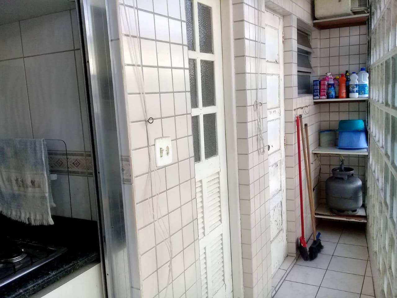 Apartamento com 2 dorms, José Menino, Santos - R$ 470 mil, Cod: 3444