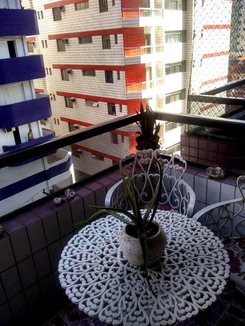 Apartamento com 2 dorms, Canto do Forte, Praia Grande - R$ 290 mil, Cod: 3446