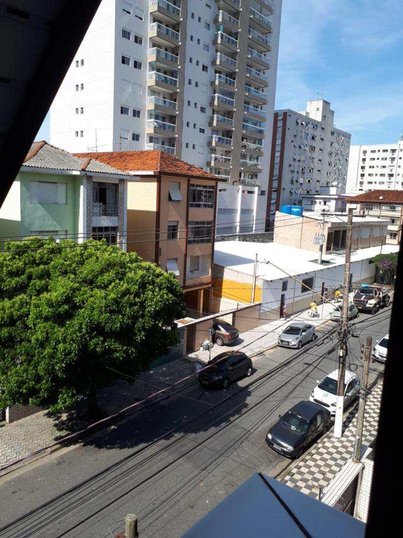 Apartamento com 3 dorms, Marapé, Santos - R$ 450 mil, Cod: 3452
