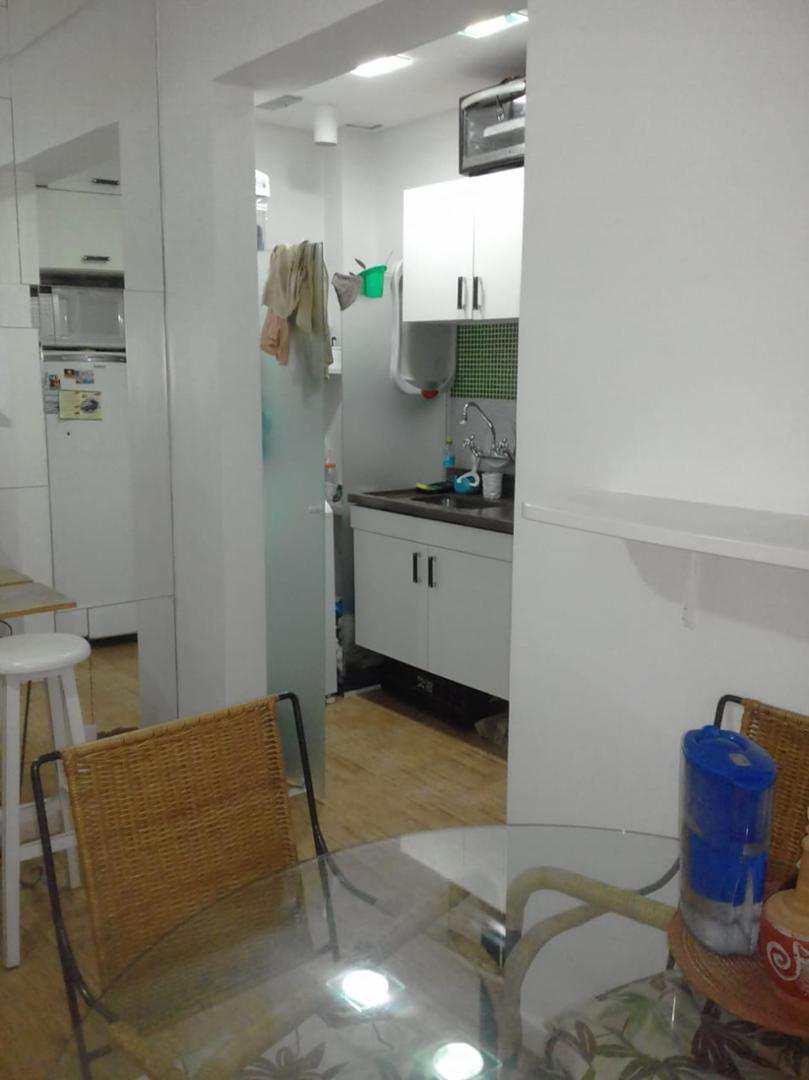 Apartamento com 1 dorm, Boqueirão, Santos - R$ 280 mil, Cod: 3453