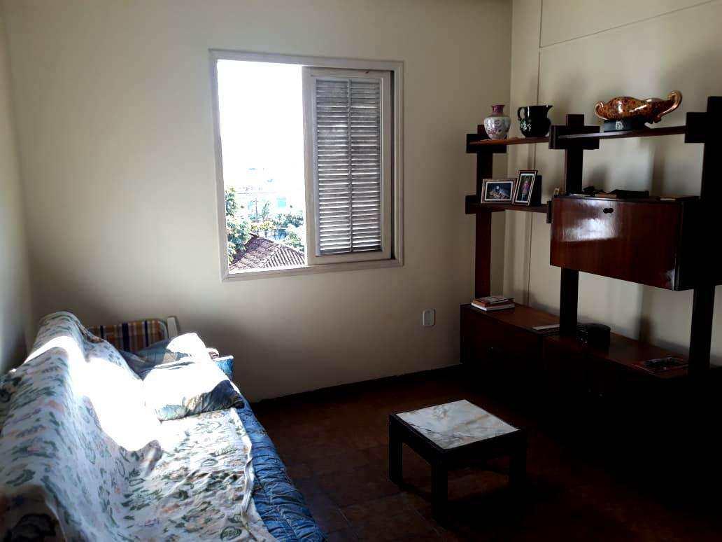 Apartamento com 1 dorm, José Menino, Santos - R$ 190 mil, Cod: 3457