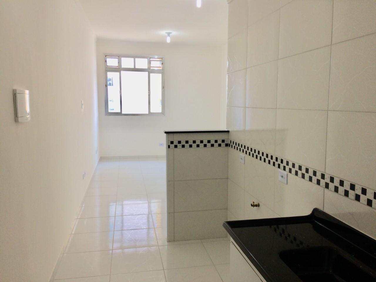 Sala Living com 1 dorm, Embaré, Santos - R$ 180 mil, Cod: 3459