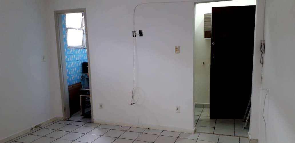 Kitnet com 1 dorm, José Menino, Santos, Cod: 3473