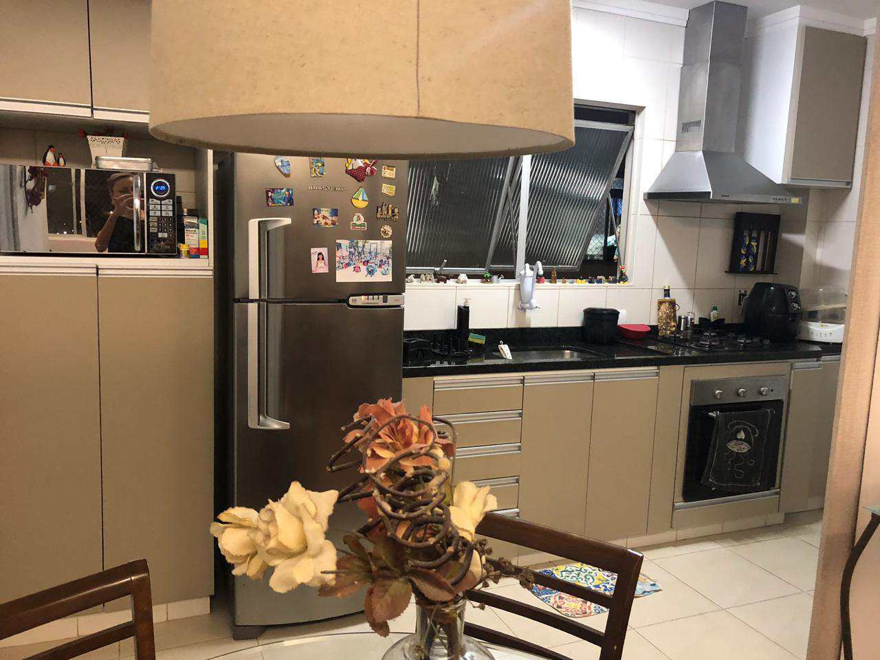 Apartamento com 2 dorms, Marapé, Santos - R$ 350 mil, Cod: 3485