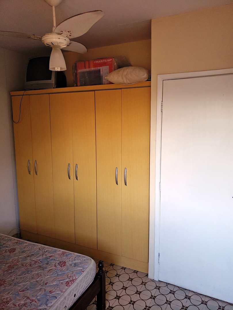 Apartamento com 1 dorm, José Menino, Santos, Cod: 3516