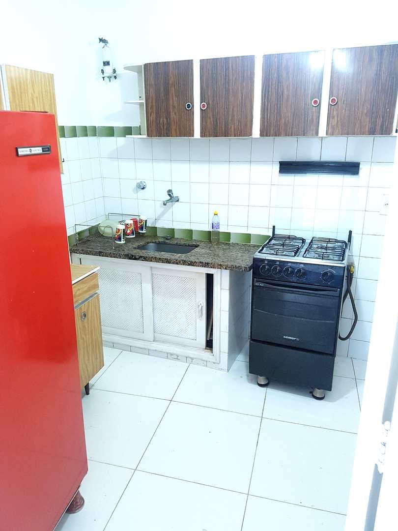 Apartamento com 1 dorm, José Menino, Santos - R$ 300 mil, Cod: 3540