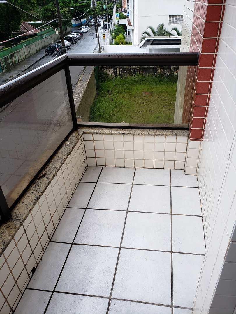 Apartamento com 2 dorms, José Menino, Santos, Cod: 3594