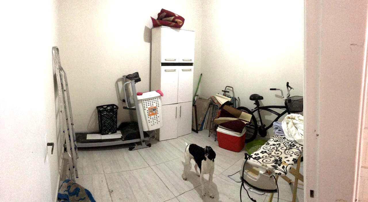 Apartamento com 3 dorms, Boqueirão, Santos - R$ 460 mil, Cod: 3606