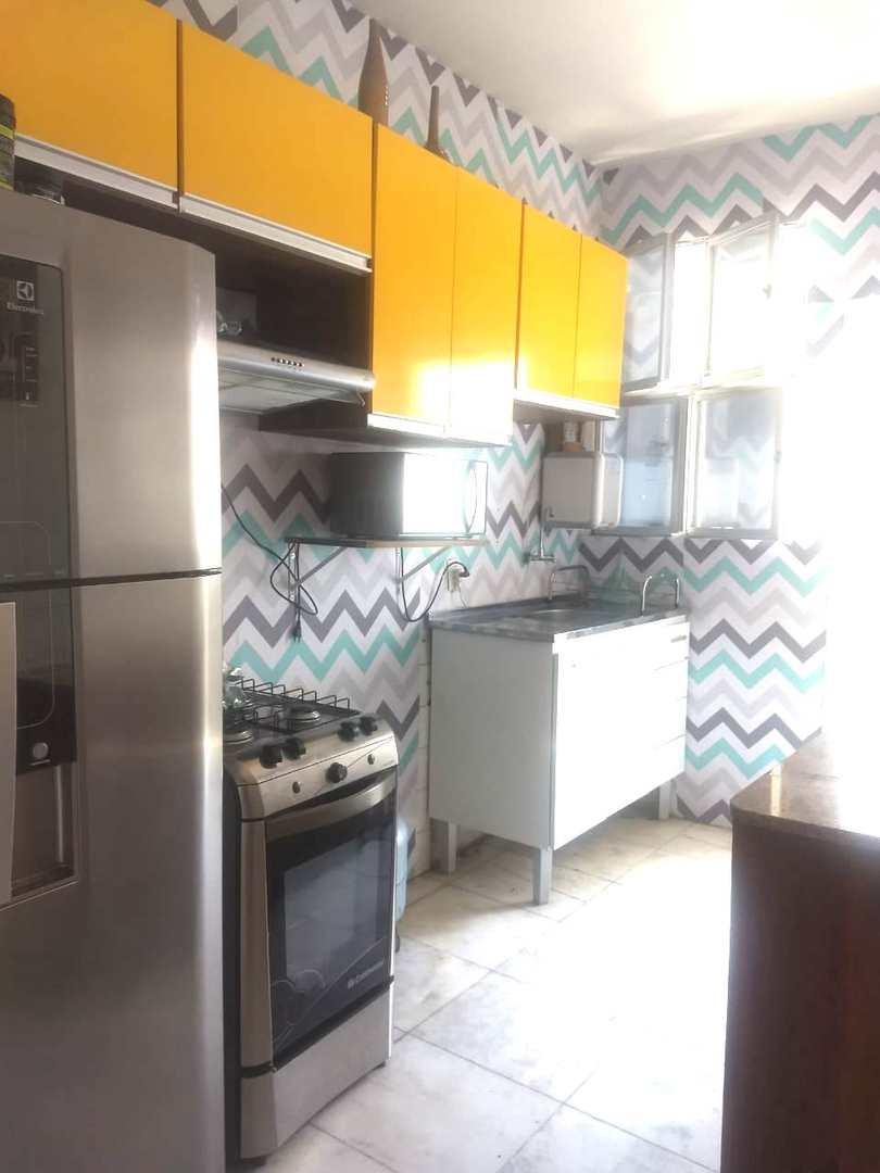 Apartamento com 2 dorms, José Menino, Santos, Cod: 3616