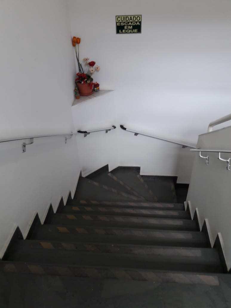 Apartamento com 2 dorms, Marapé, Santos - R$ 260 mil, Cod: 3637