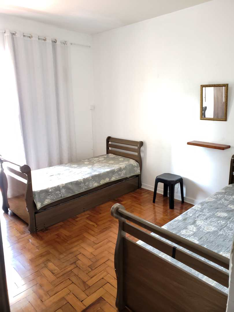 Apartamento com 1 dorm, José Menino, Santos - R$ 250 mil, Cod: 3713