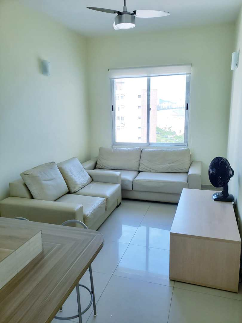 Apartamento com 1 dorm, José Menino, Santos - R$ 275 mil, Cod: 1884