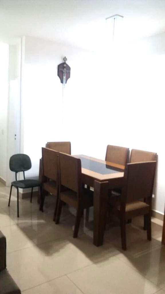 Apartamento com 3 dorms, Estuário, Santos - R$ 450 mil, Cod: 3752