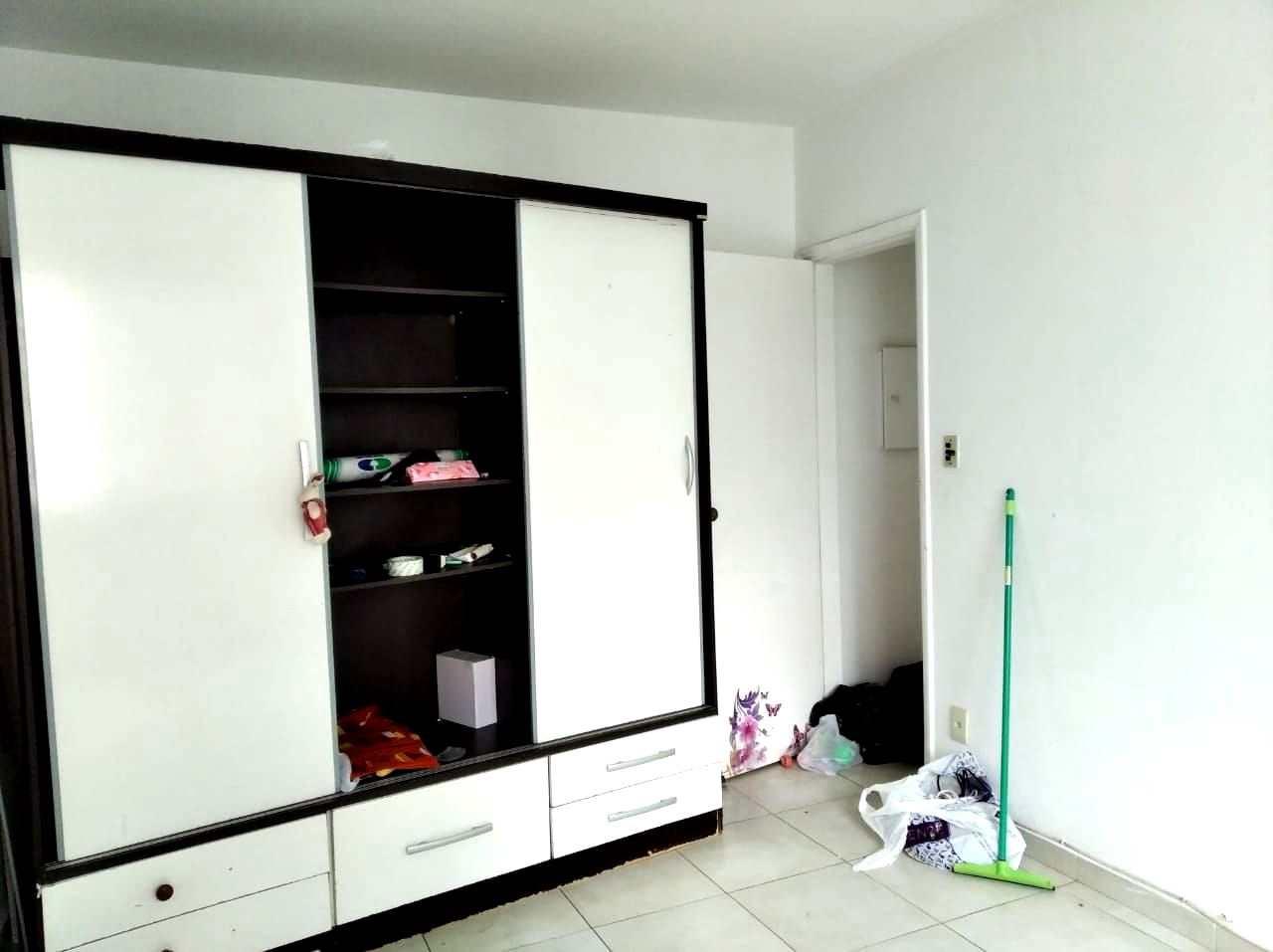 Apartamento com 1 dorm, José Menino, Santos - R$ 200 mil, Cod: 3783