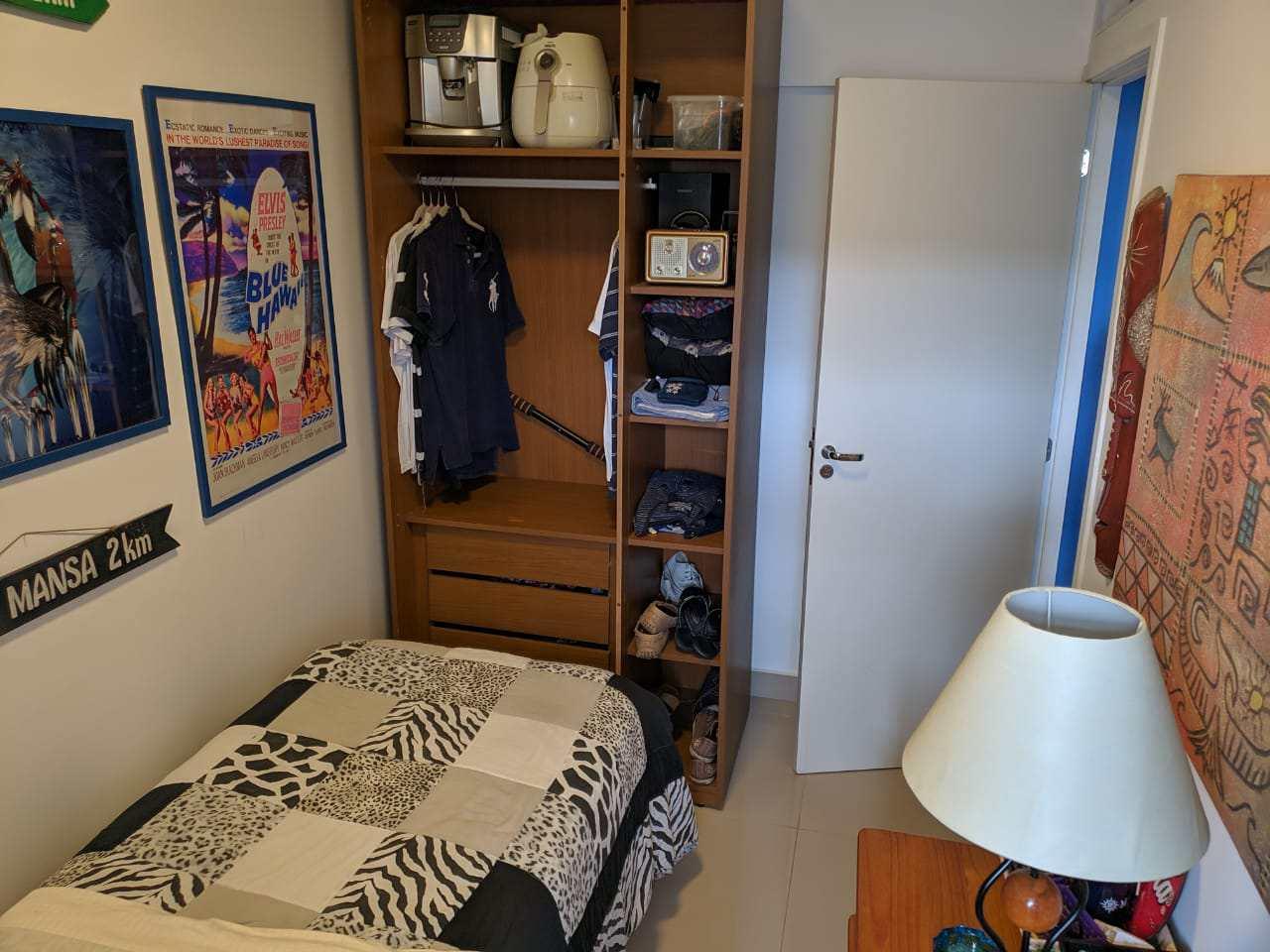 Apartamento com 2 dorms, Ponta da Praia, Santos - R$ 300 mil, Cod: 3828