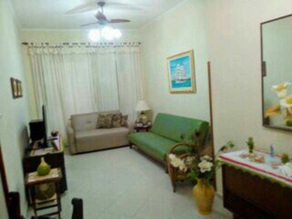 Apartamento com 2 dorms, sendo 1 com suíte - Boqueirão, Santos