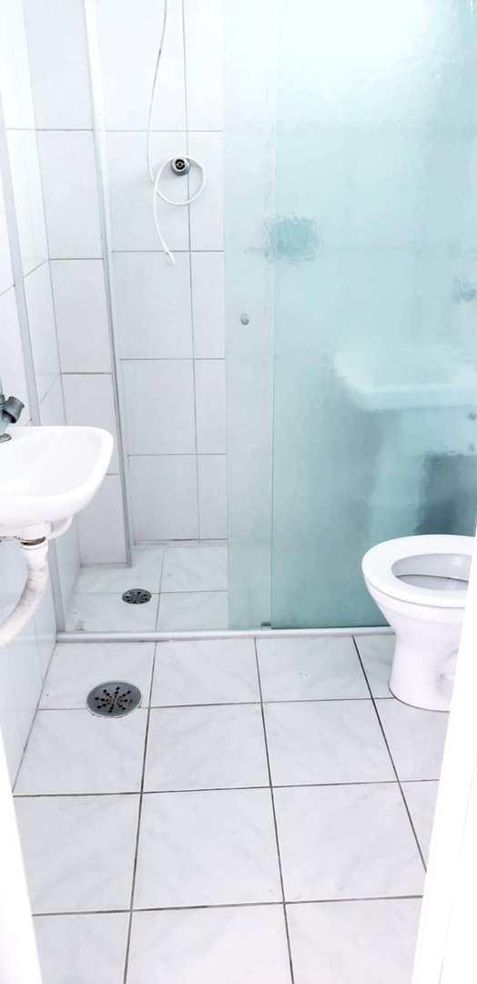 Apartamento com 1 dorm, Boqueirão, Santos - R$ 200 mil, Cod: 3852