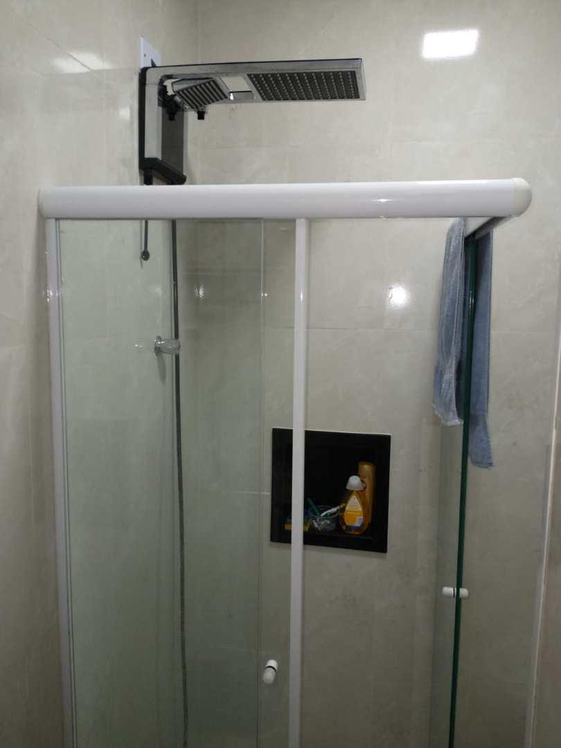 Sala Living, Boqueirão, Santos - R$ 250 mil, Cod: 3856
