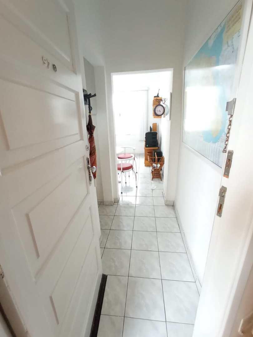 Apartamento com 1 dorm, José Menino, Santos - R$ 230 mil, Cod: 3862