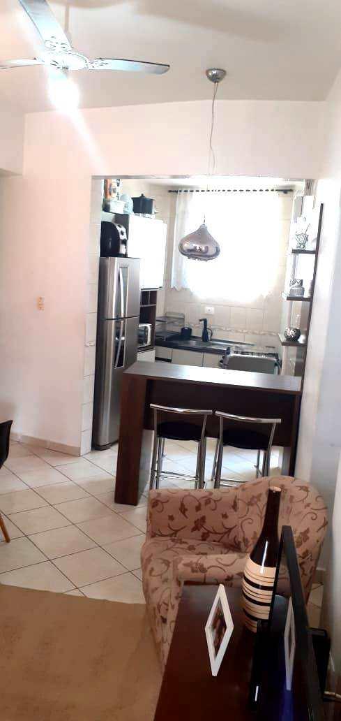 Apartamento com 3 dorms, Itararé, São Vicente - R$ 270 mil, Cod: 3874