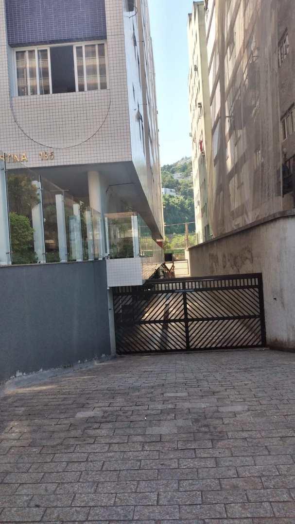 Apartamento com 2 dorms, José Menino, Santos - R$ 350 mil, Cod: 3876