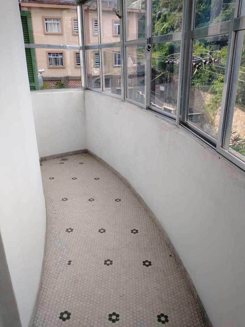 Apartamento com 1 dorm, José Menino, Santos - R$ 180 mil, Cod: 3881