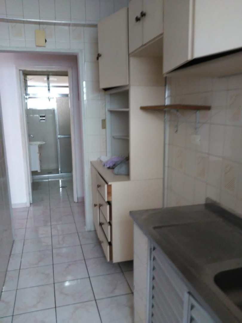 Sala Living com 1 dorm, Itararé, São Vicente - R$ 160 mil, Cod: 3894